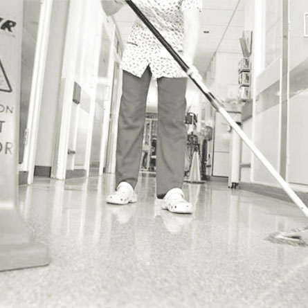 Clinical Cleaning Services